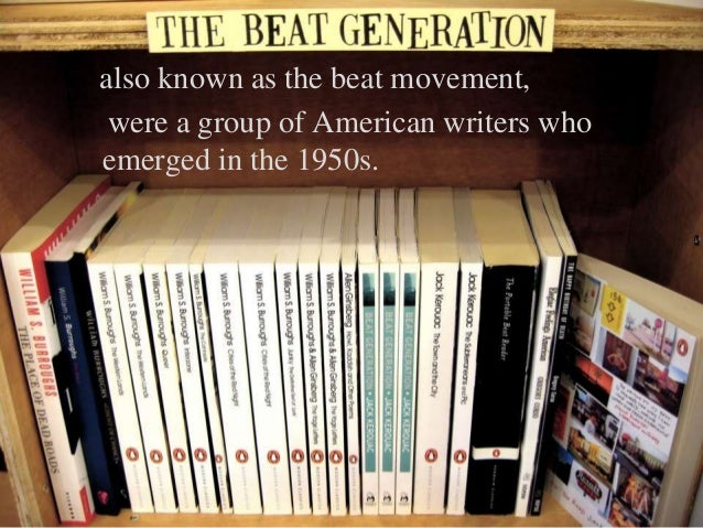 an introduction to the beat movements in modern literature and the howl of a generation Howl: beat generation and ginsberg  beats and their poetry the beat movement in modern literature has become an  rock and roll and the introduction of new.