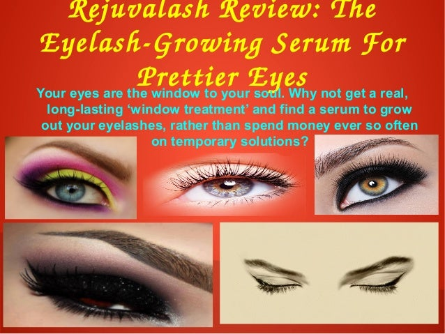 RejuvalashReview:The EyelashGrowingSerumFor PrettierEyesYour eyes are the window to your soul. Why not get a real,...