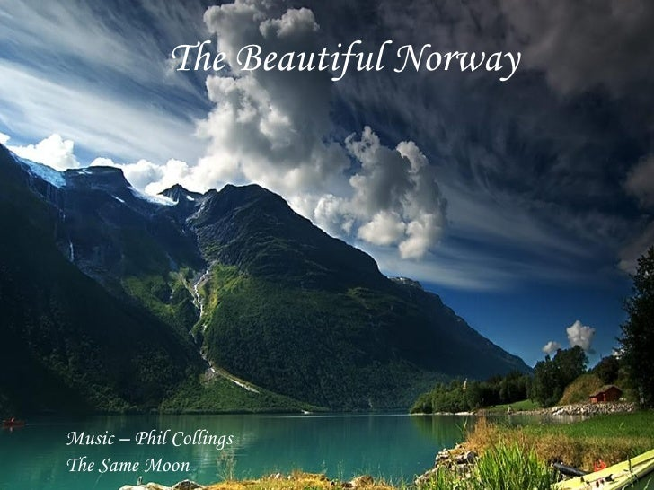The Beautiful Norway Music – Phil Collings The Same Moon