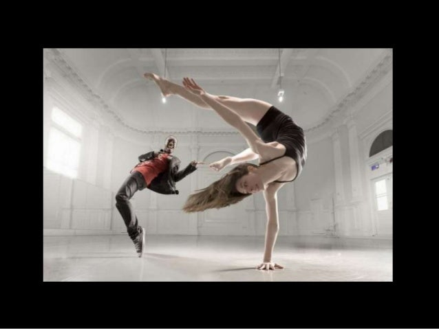 The beauty of Dance