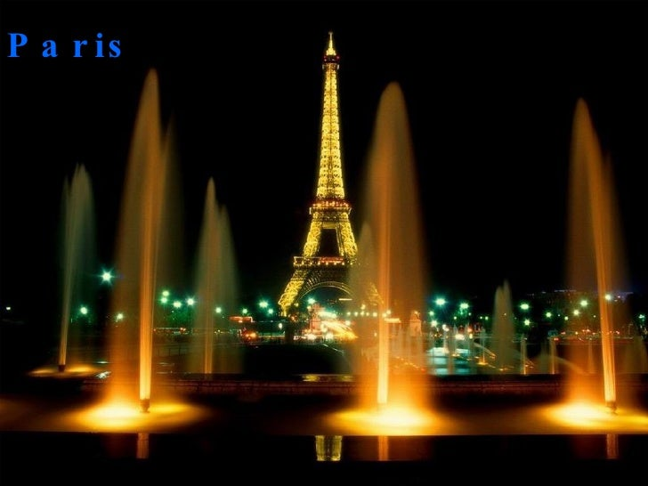 Beautiful Cities Of The World At Night