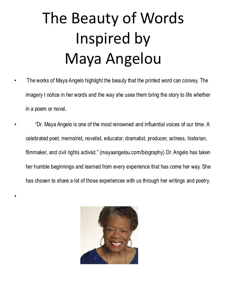 they came to stay maya angelou essay Essay on maya angelou biography essays on a angelou essay by gxart essay on biographical maya angelou maya angelou author they came to stay maya angelou essay.