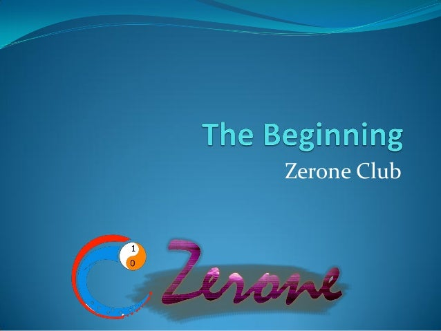 Zerone Club