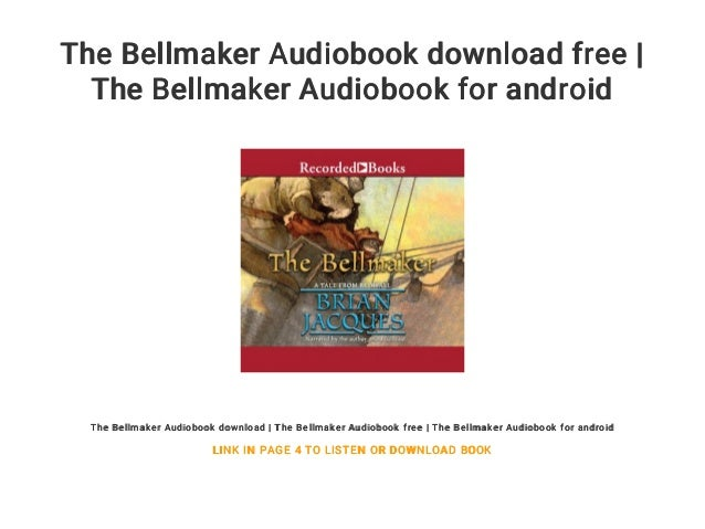 The Bellmaker Audiobook download free   The Bellmaker Audiobook for a…