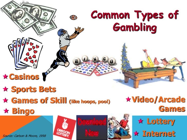 Types of legal gambling everybody hates gambling