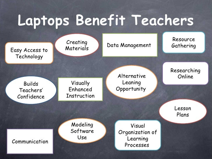 benefits regarding a new laptop