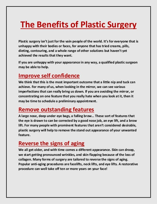 Summary Analysis of The pitfalls of Plastic Surgery By Camille,Paglia