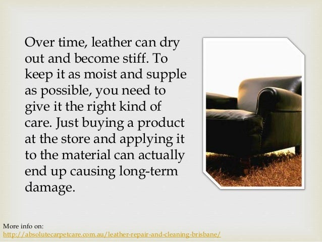 The Benefits Of Professional Leather Furniture Cleaning