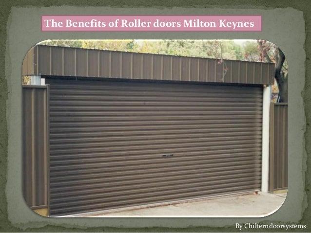 The Benefits Of Roller Doors Milton Keynes