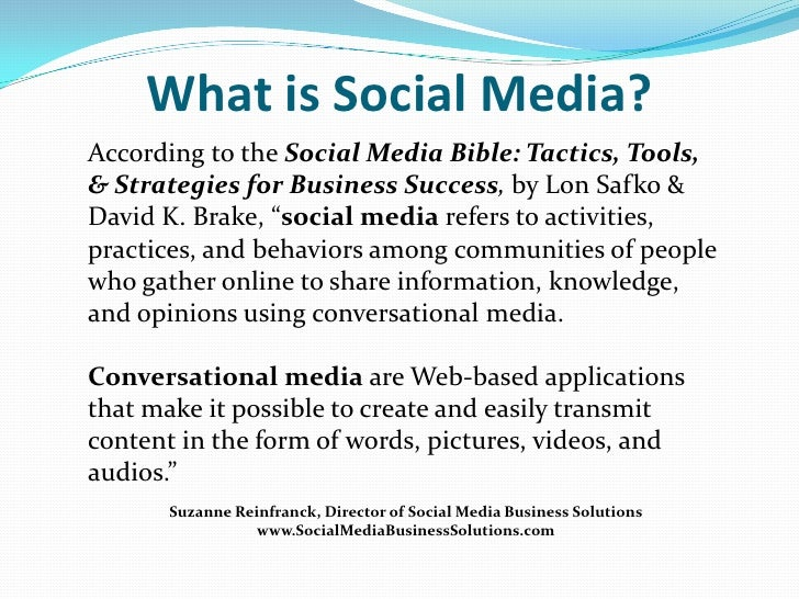The Benefits Of Social Media Cost Effective Techniques To ...