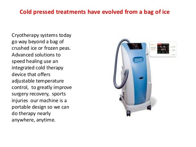 The Benefits Of Using Hot Ice Treatment Rooms Cryotherapy