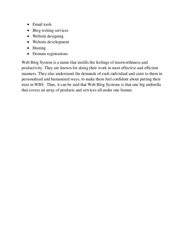 Wbs on developing online website