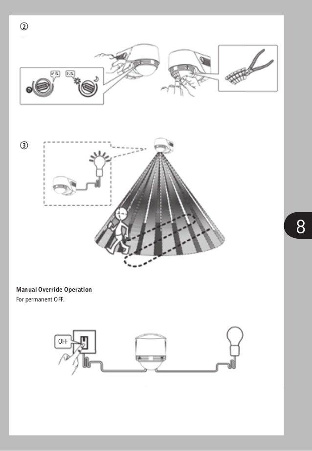 Theben motion detector