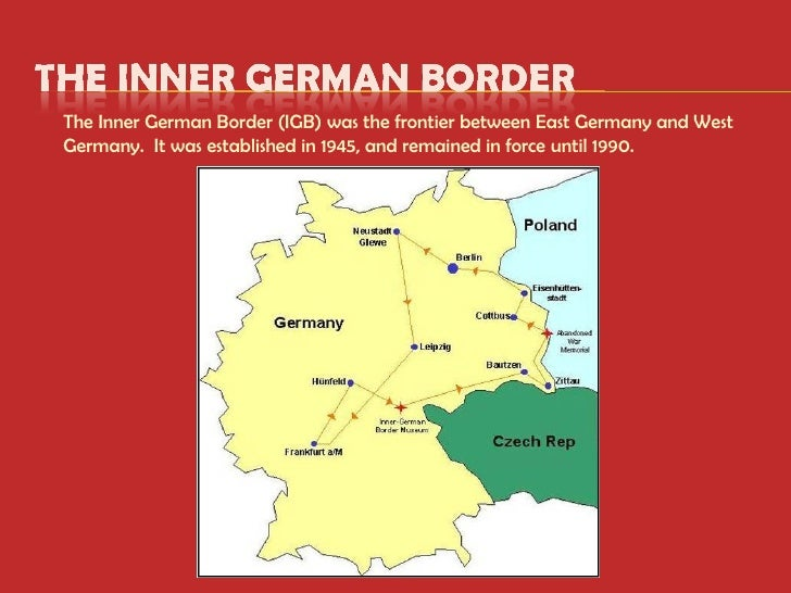 "an analysis of the wall between the east and west berlin in germany ""all statements of fact, opinion, or analysis expressed are those of the author and   german democratic republic would last only so long as the wall remained   borders between east and west berlin as a means of applying pressure on the."