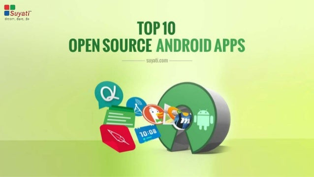 open source android projects