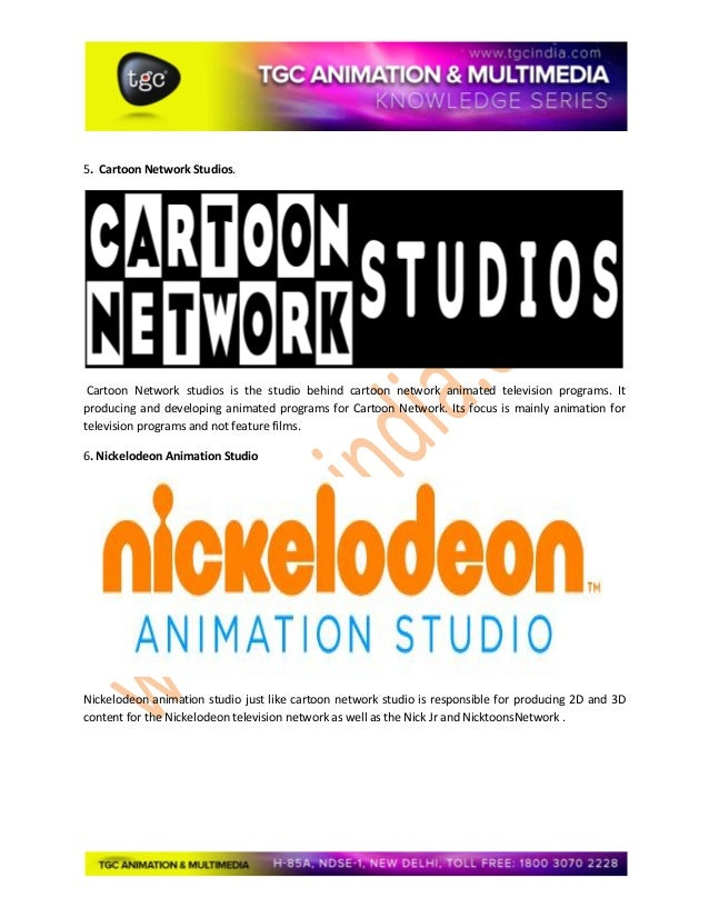 The  best animation studios in the world Slide 3