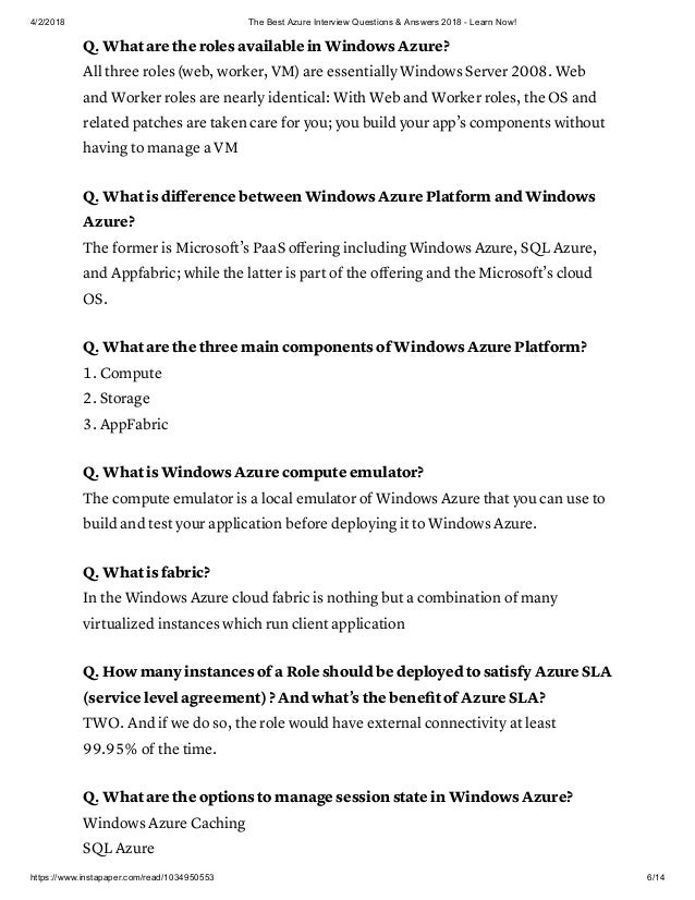 Windows os related interview questions