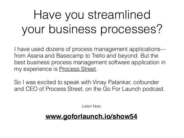 The Best Business Process Management Software Slide 3