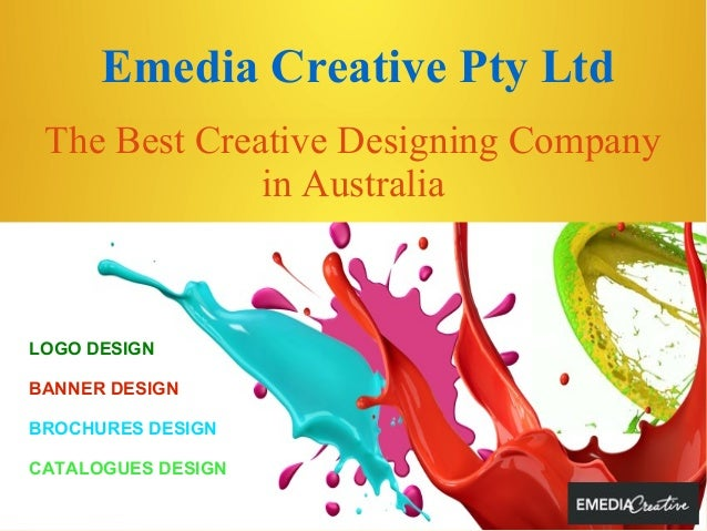 Emedia Creative - The Best Creative Designing Company in Australia