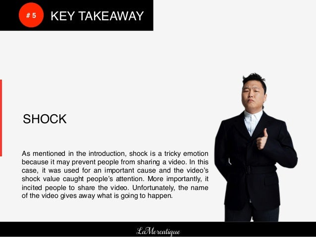 !     !     # 5!   !KEY TAKEAWAY!    SHOCK!         !    !!    As mentioned in the introduction, shock is a tricky emotion...