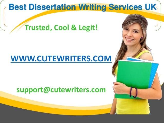 Best Dissertation Writing Service in UK | EssayPro