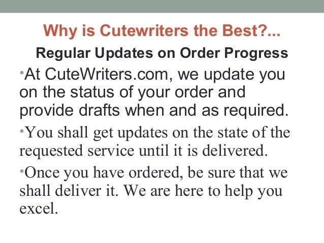 Custom order essays
