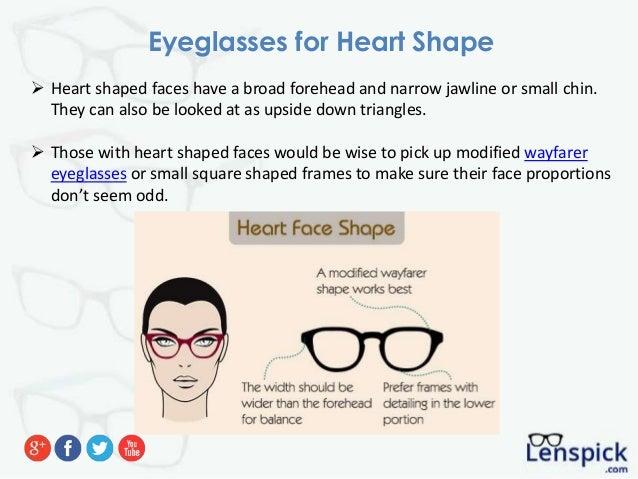 635e3e6fb46 Eyeglasses for Heart Shape  Heart shaped faces ...
