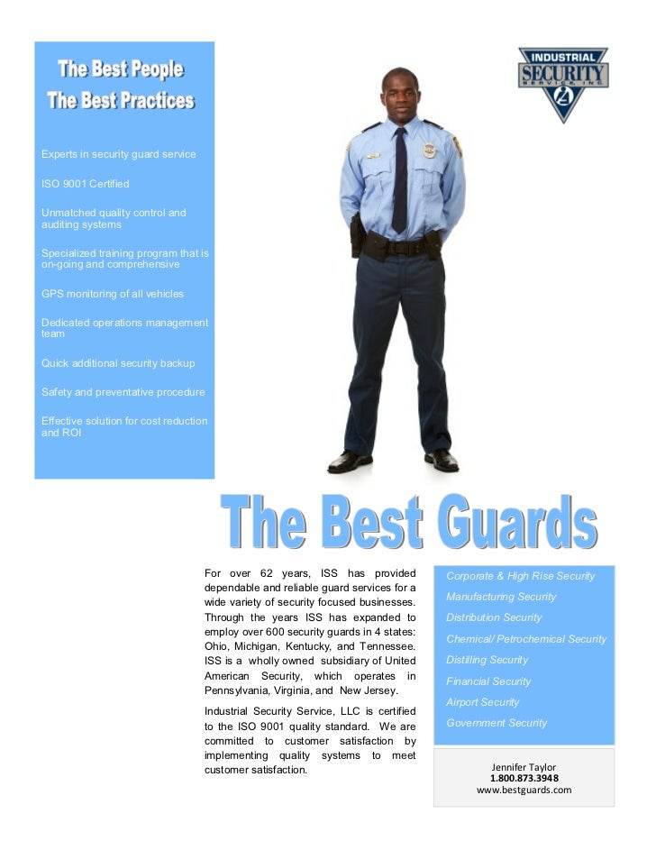 Experts in security guard serviceISO 9001 CertifiedUnmatched quality control andauditing systemsSpecialized training progr...