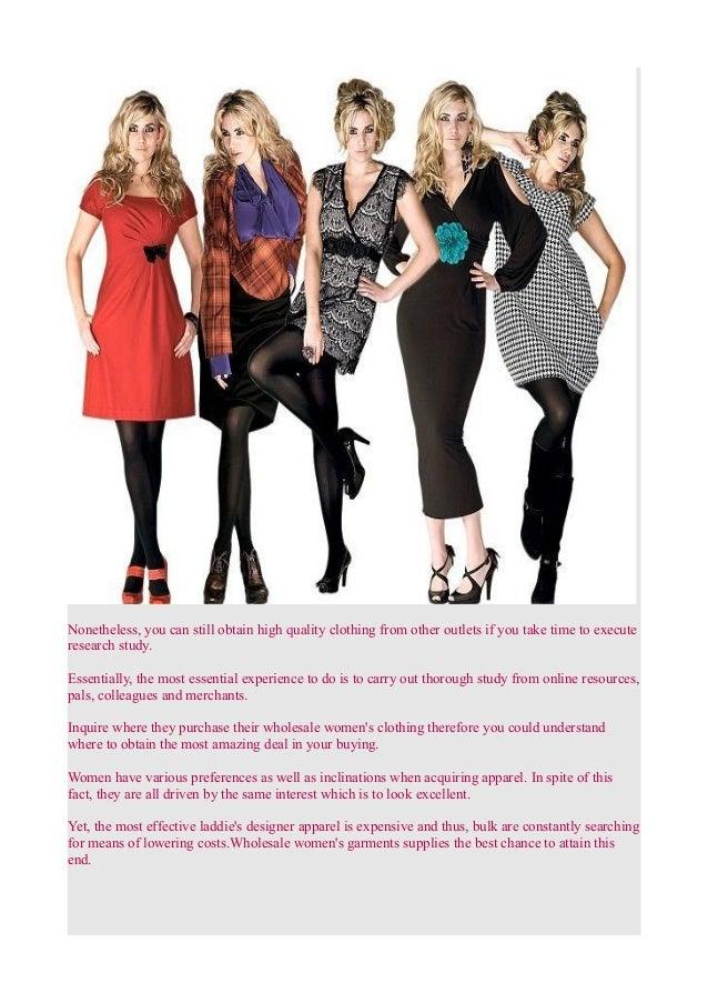 best clothing wholesale fashion clothes