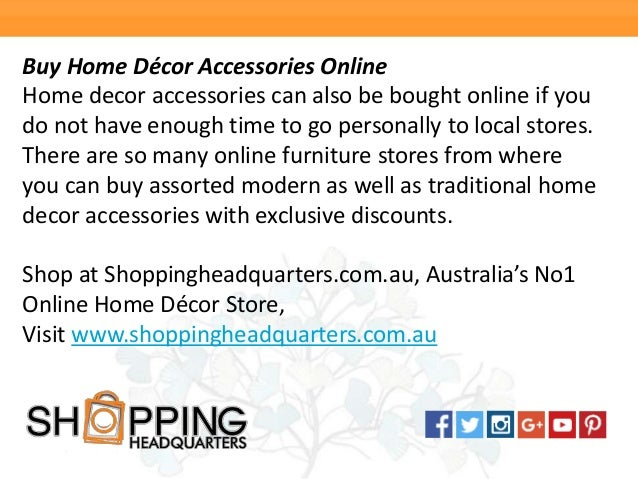 Buy Home D Cor Accessories