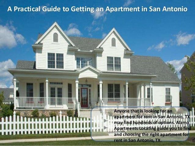 10. A Practical Guide To Getting An Apartment ...