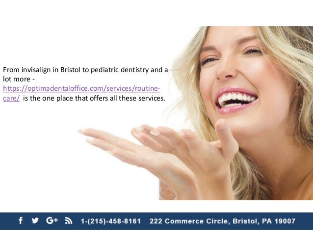 Contact Us 222 Commerce Circle Bristol, PA 19007 https://www.facebook.com/optimadental222/ 215-458-8161 contact@optimadent...
