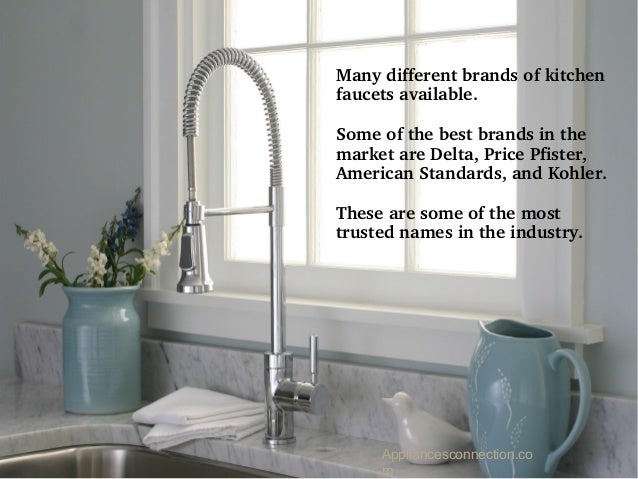 Different Kitchen Sink Faucet Appliancesconnection.co M; 12. Many Different  Brands ...