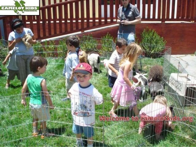 Camelot Kids Child Development Center 2880 Rowena Avenue, Los Angeles, CA 90039 Phone: 323.662.2663 Fax: 323.372.3784 Emai...