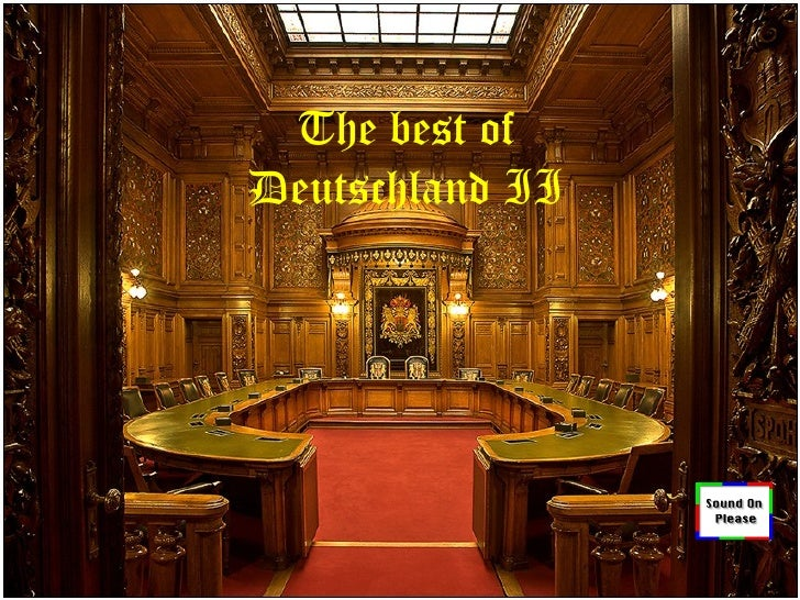 The best of Deutschland II