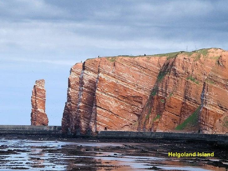 Helgoland Island