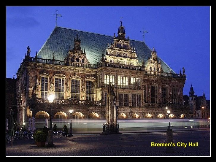 Bremen's City Hall