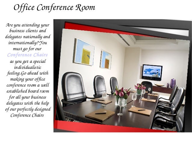 6. Office Conference Room Are You Attending Your Business Clients ...