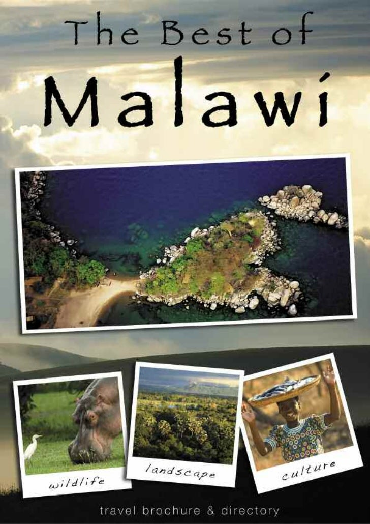 ContentsWelcome to Malawi                                          1Using the Brochure                                    ...
