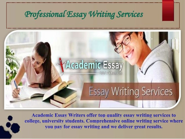 Best Essay Writing Services (June 2019)