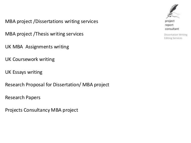 Professional PhD Thesis Writing Services SlideShare     Thesis Reports