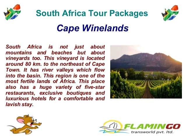 The best places to visit on south africa tour packages   Slide 2
