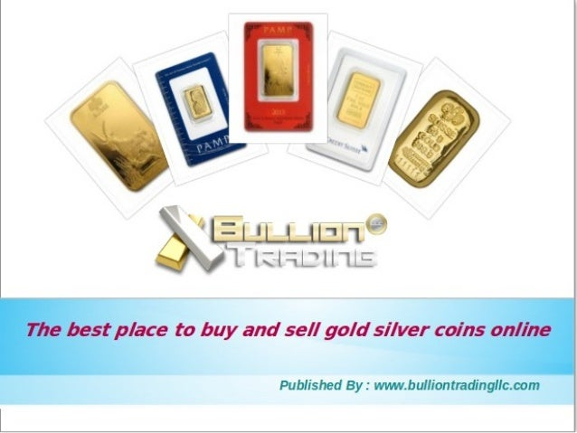 The Best Place To Buy And Sell Gold Silver Coins Online