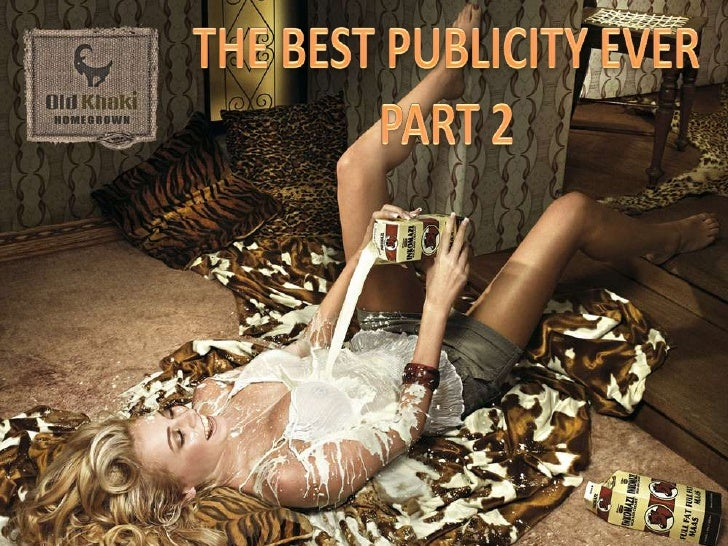 THE BEST PUBLICITY EVER<br />PART 2<br />