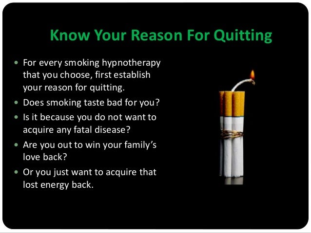 The Best Quit Smoking Guidelines Yet