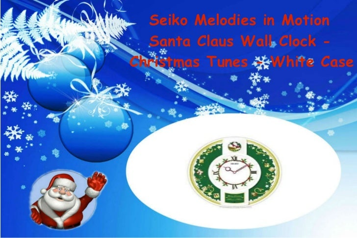 The Best Santa Claus Themed Gifts 2011
