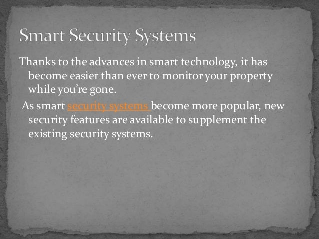 Below are some of the best security upgrades you should consider.  Smart Locks  Outdoor Wireless HD Security Camera  Wi...