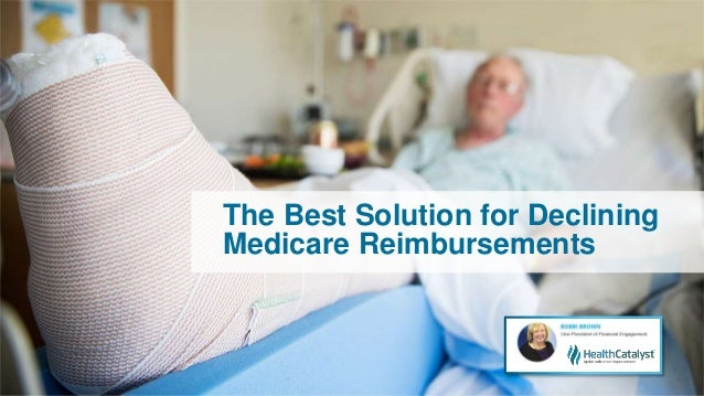 The Best Solution for Declining Medicare Reimbursements