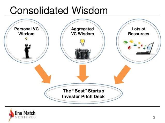 The Best Startup Pitchdeck [Updated]  Slide 3