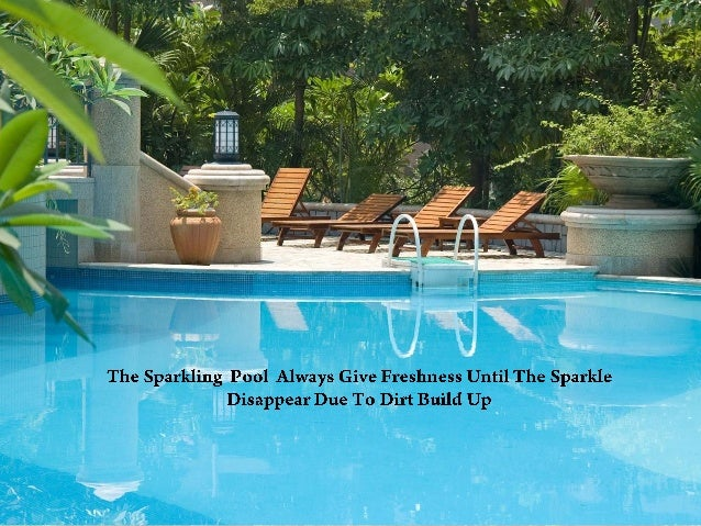 Swimming Pool Maintenance Tips Home Decoration
